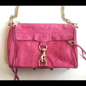 "Rebecca Minkoff ""Mini Mac"" Crossbody Bag"